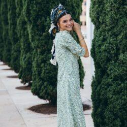 שמלת פלג