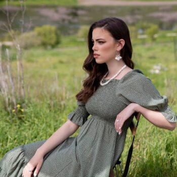 שמלת שחר מקסי