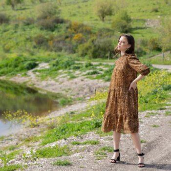 שמלת אביב